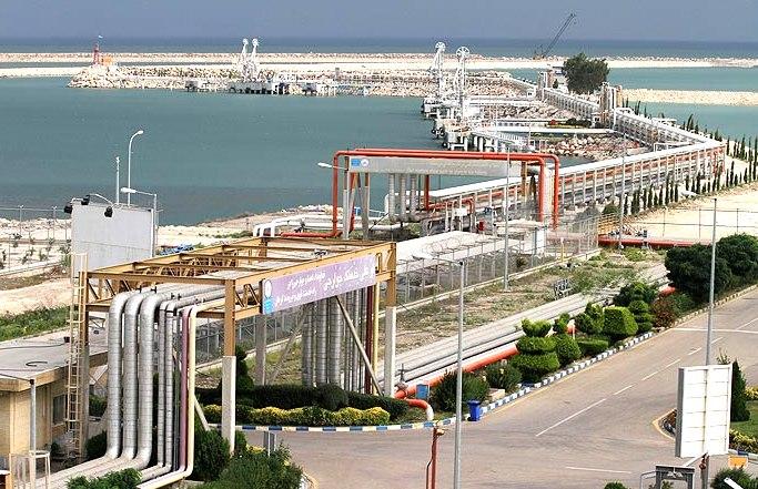 درخواست شرکت های خارجی برای سرمایه گذاری در حوزه پایانه های نفتی ایران
