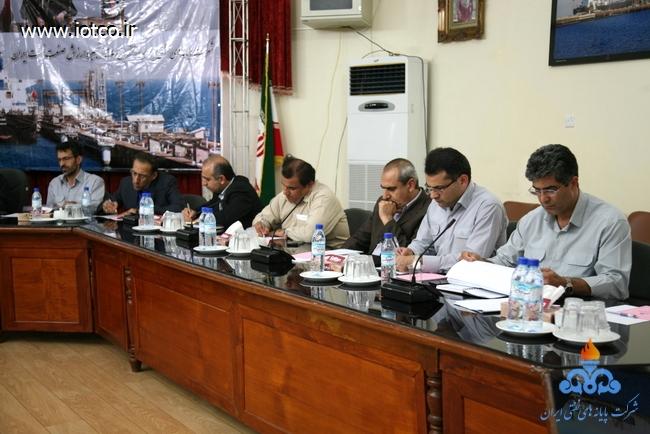 اولین جلسه شورای مدیران  3