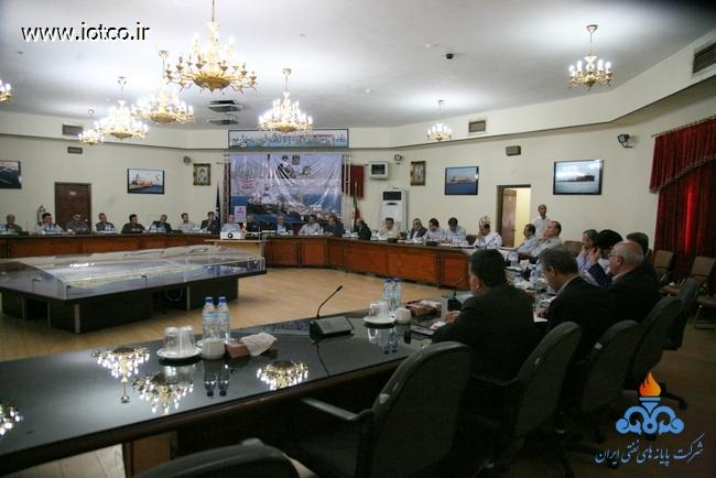 اولین جلسه شورای مدیران  15