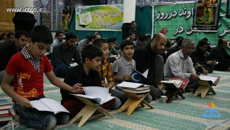 مراسم شب نوزدهم رمضان 3