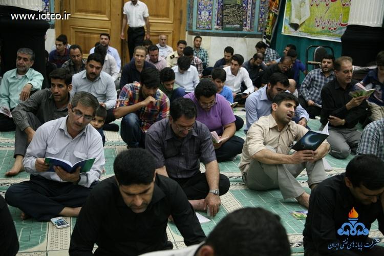 مراسم شب نوزدهم رمضان 7