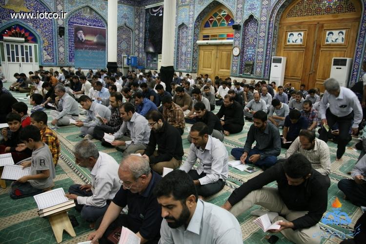 مراسم شب نوزدهم رمضان 8