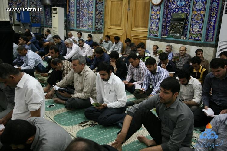 مراسم شب نوزدهم رمضان 10