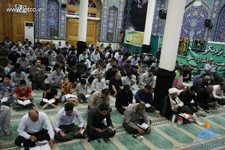 مراسم شب نوزدهم رمضان 2