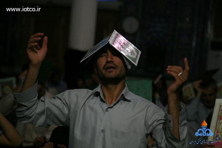 مراسم شب نوزدهم رمضان 5