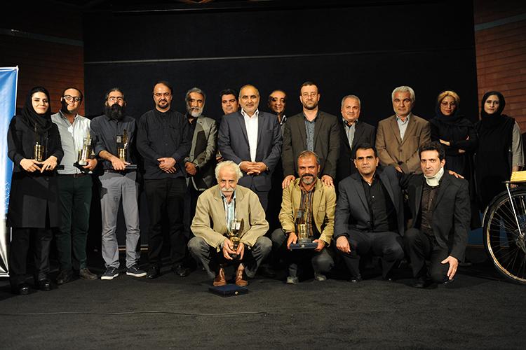 اختتامیه دومین جشنواره نمایشنامه نویسی صنعت نفت جنوب 5