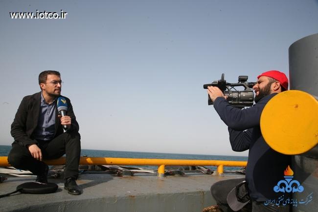 خبرنگاران رسانه های خارجی 26