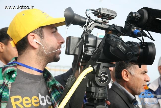 خبرنگاران رسانه های خارجی 6