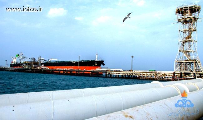 بارگیری پنج نفتکش  1