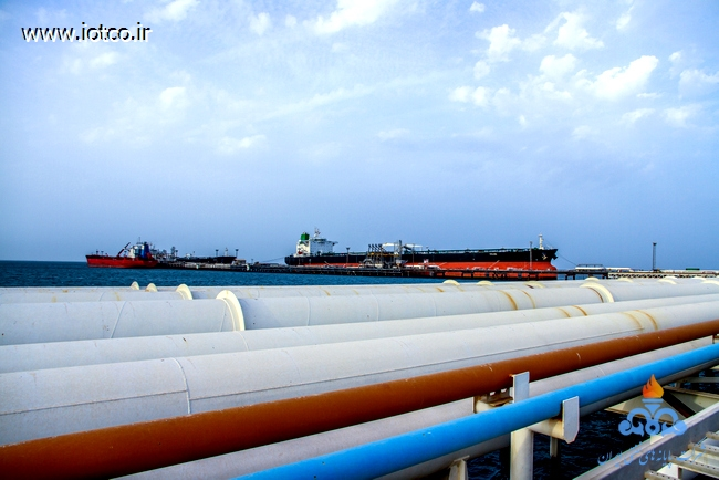 بارگیری پنج نفتکش  3