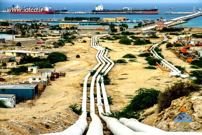 جایگاه پایانههای نفتی ایران در افق 1404