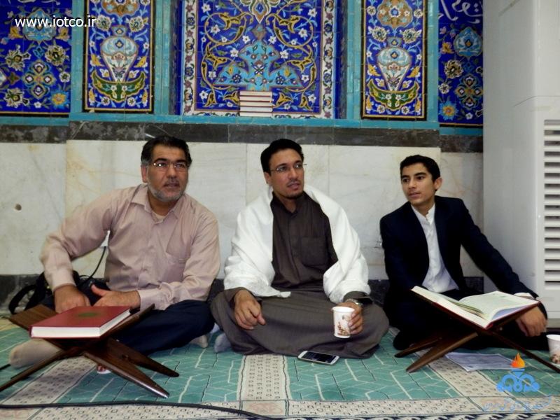 محفل انسی با قرآن  1