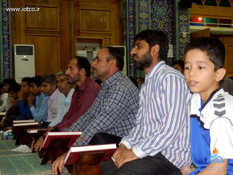 محفل انسی با قرآن  4