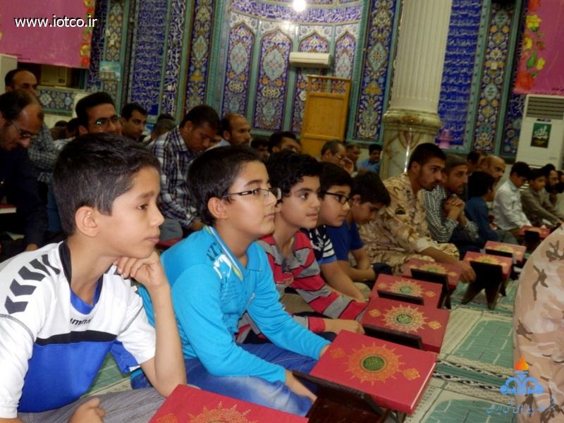محفل انسی با قرآن  14
