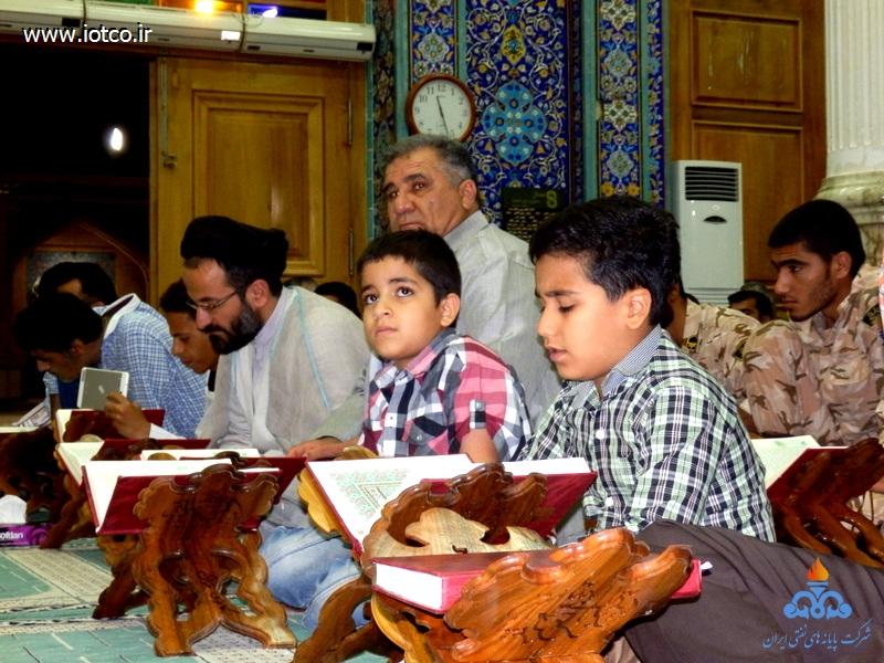 محفل انسی با قرآن  23