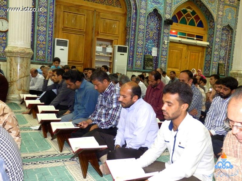 محفل انسی با قرآن  26