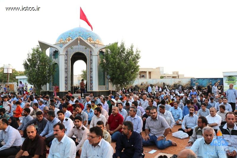 نماز عید فطر 2