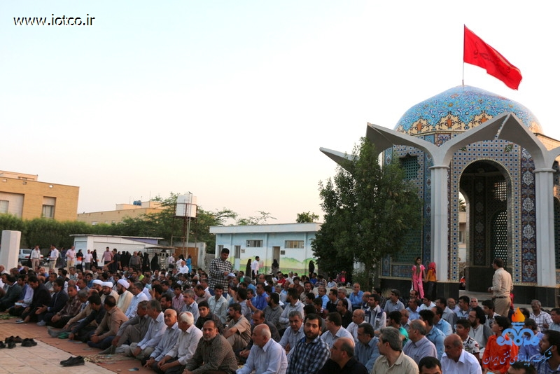 نماز عید فطر 6