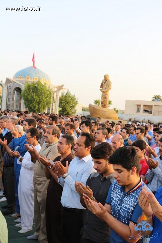 نماز عید فطر 22