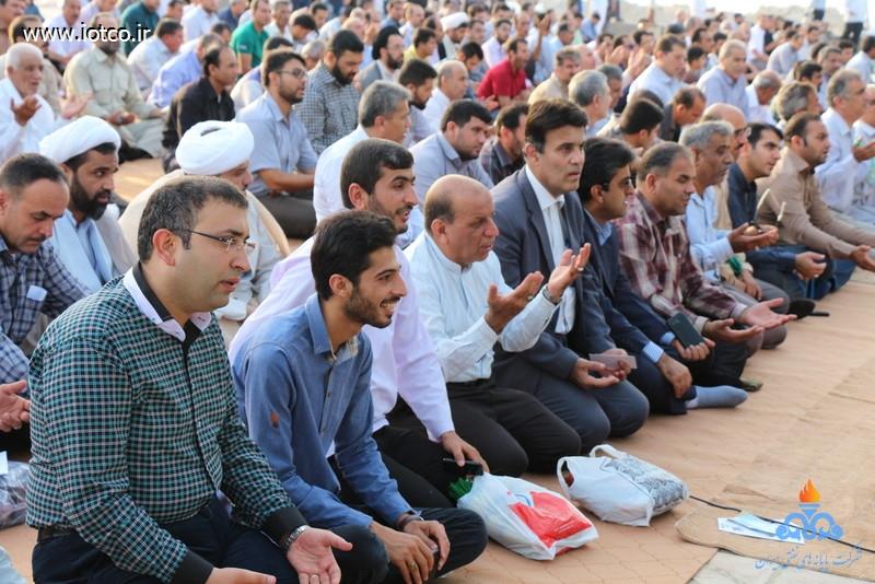 نماز عید فطر 34