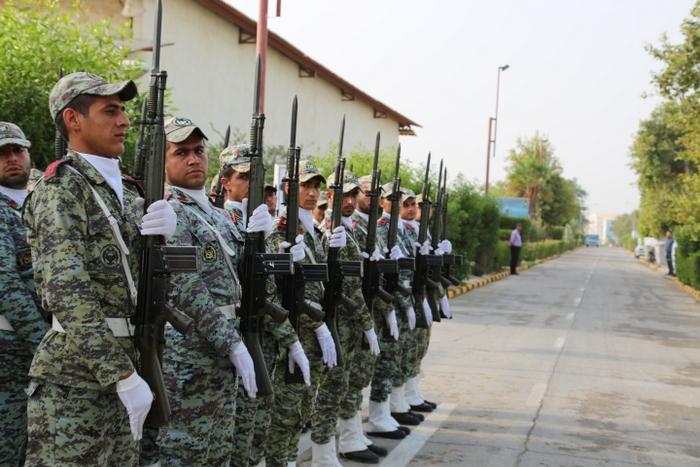 بازدید فرماندهی نیروی دریایی ارتش 15