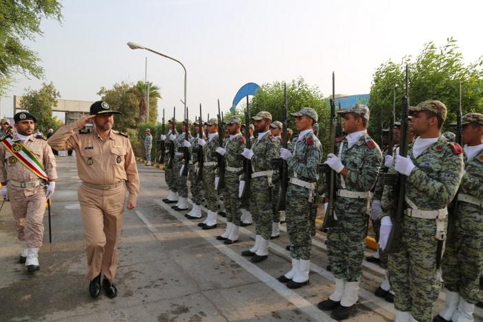 بازدید فرماندهی نیروی دریایی ارتش 17