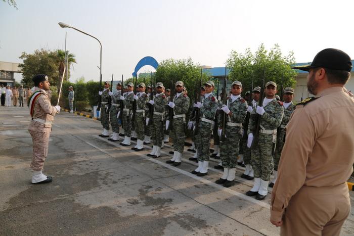 بازدید فرماندهی نیروی دریایی ارتش 18