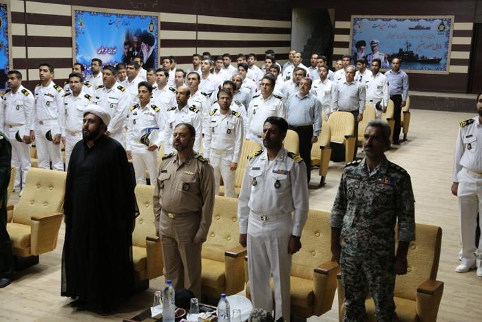 بازدید فرماندهی نیروی دریایی ارتش 32