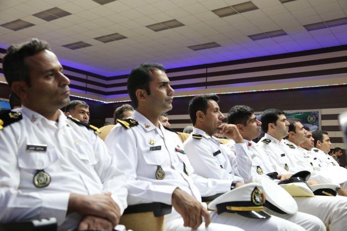 بازدید فرماندهی نیروی دریایی ارتش 35