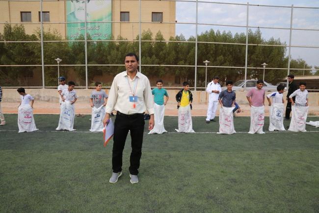 مسابقات ورزشی هفته بسیج 2
