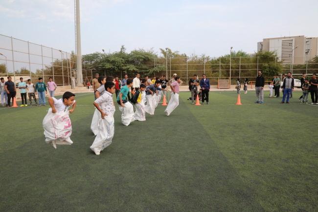 مسابقات ورزشی هفته بسیج 5