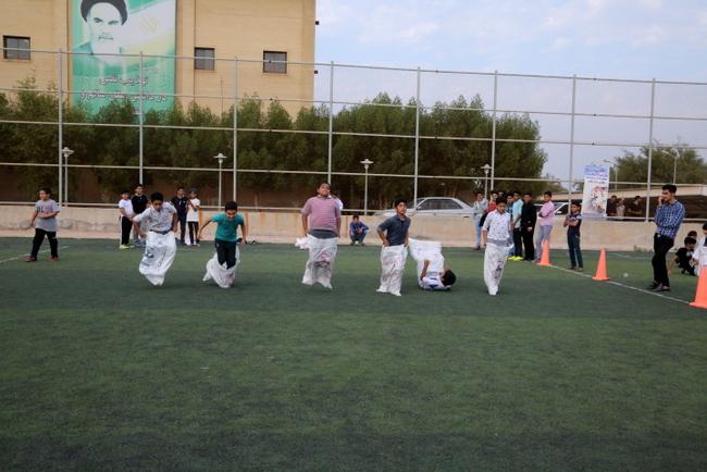 مسابقات ورزشی هفته بسیج 6