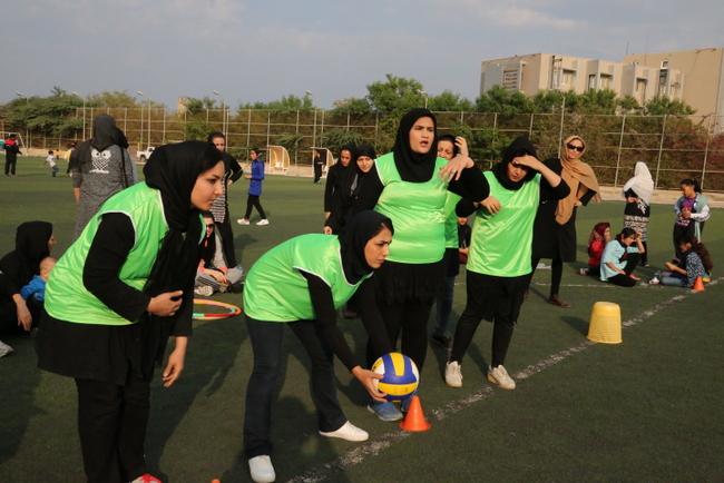 مسابقات ورزشی هفته بسیج 7