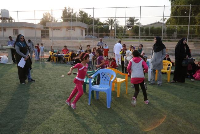 مسابقات ورزشی هفته بسیج 3