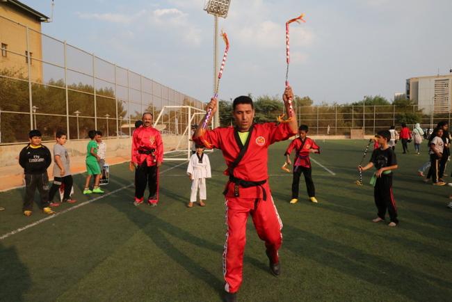 مسابقات ورزشی هفته بسیج 4