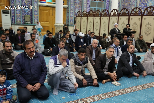 خادمان و فعالان حوزه  نماز 1