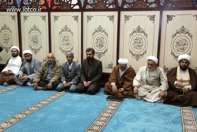 خادمان و فعالان حوزه  نماز 2