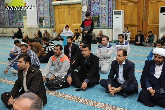 خادمان و فعالان حوزه  نماز 4