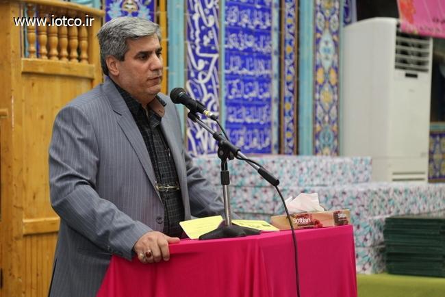 خادمان و فعالان حوزه  نماز 5