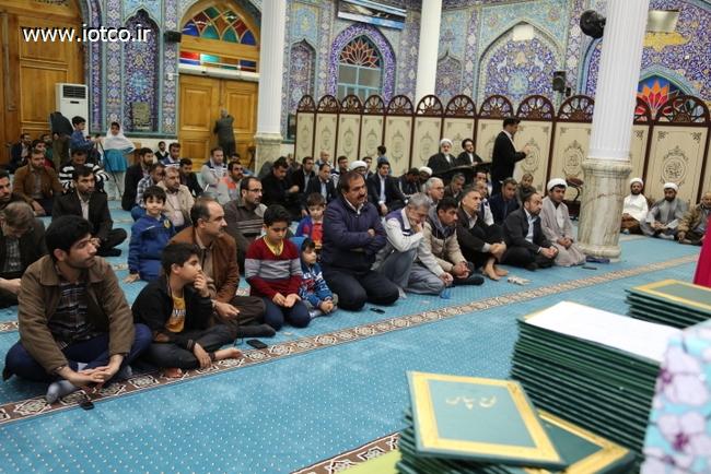خادمان و فعالان حوزه  نماز 7