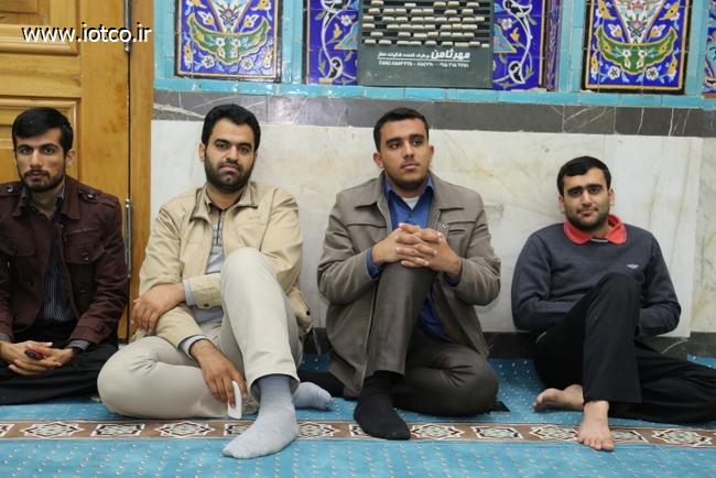 خادمان و فعالان حوزه  نماز 8