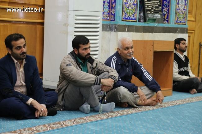 خادمان و فعالان حوزه  نماز 9