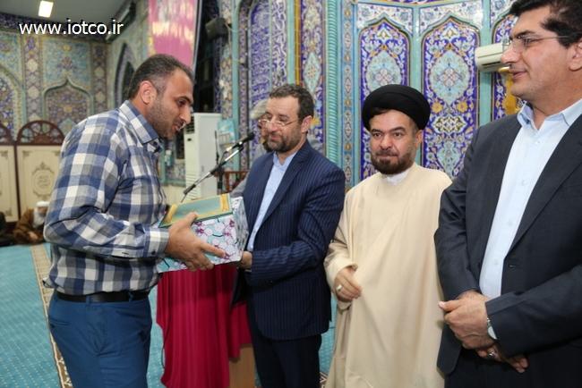 خادمان و فعالان حوزه  نماز 19