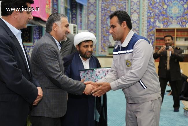 خادمان و فعالان حوزه  نماز 21