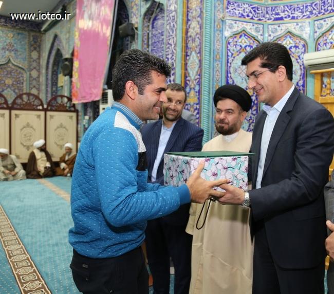 خادمان و فعالان حوزه  نماز 23