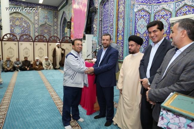 خادمان و فعالان حوزه  نماز 25