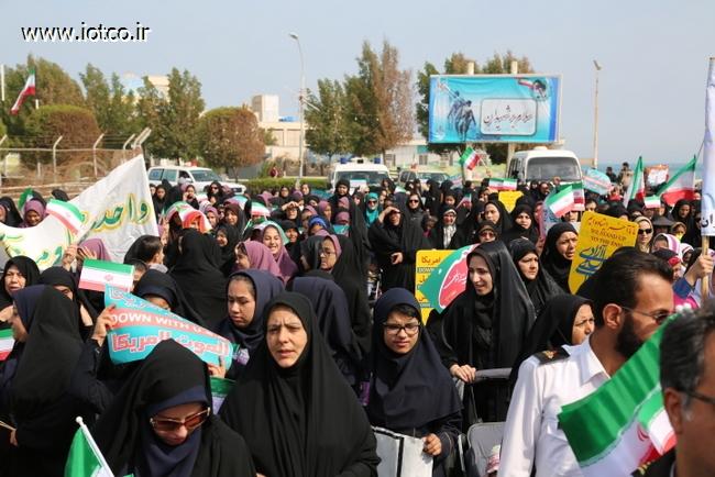راهپیمایی 22 بهمن  30