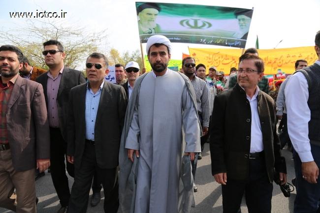 راهپیمایی 22 بهمن  53