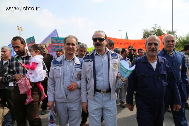 راهپیمایی 22 بهمن  65