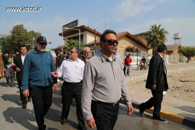راهپیمایی 22 بهمن  72